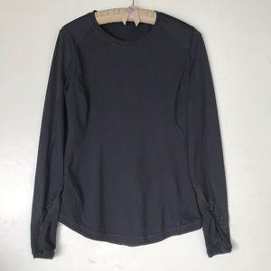 Lululemon long sleeves top size 12